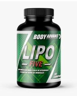 Lipo Five BODY ADVANCE (60 Comp)