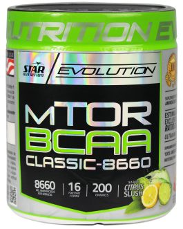Mtor Bcaa Classic-8660 STAR NUTRITION (200 Grs)