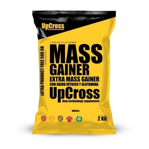 UP CROSS Mass Gainer (2000 Grs) Vainilla