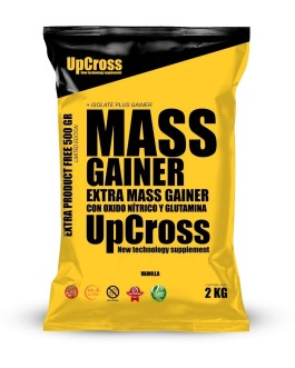 UP CROSS Mass Gainer (2000 Grs) Vainilla