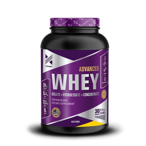 XTRENGHT NUTRITION Whey Protein Advanced (907 Grs) Vainilla