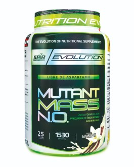 STAR NUTRITION Mutant Mass N.O.