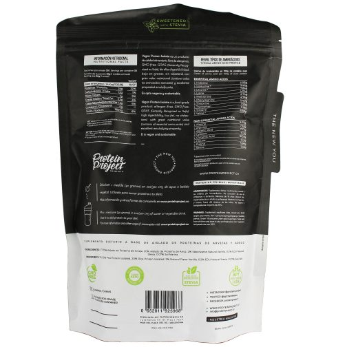 Protein Project Vegan Protein Isolate Foto 1