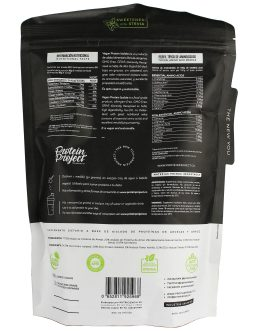 PROTEIN PROJECT Vegan Protein Isolate (908 Grs) – Vainilla Caramel
