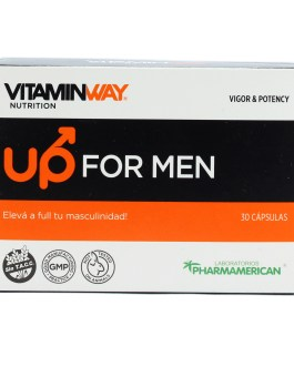 Up For Men VITAMIN WAY (30 Caps)