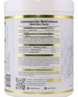 AGE BIOLOGIQUE Hydrolyzed Collagen (200 Grs) – GrapeFruit
