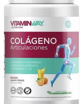 VITAMIN WAY Colageno Articulaciones (360 Grs) – Citrico