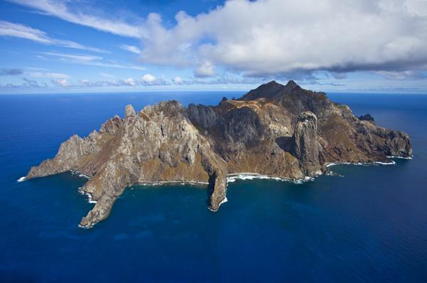 Pico Desejado Ilha da Trindade