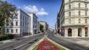 Ville déserte (Vienna) tour d'Europe