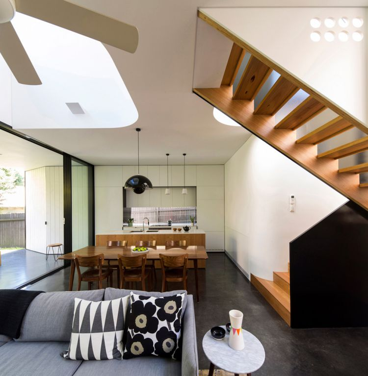 Unfurled House by Christopher Polly Architect 10