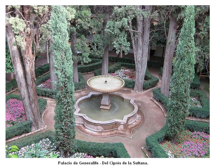Calea spre sublim Grdinile Spaniole  Blogul lui Demeter