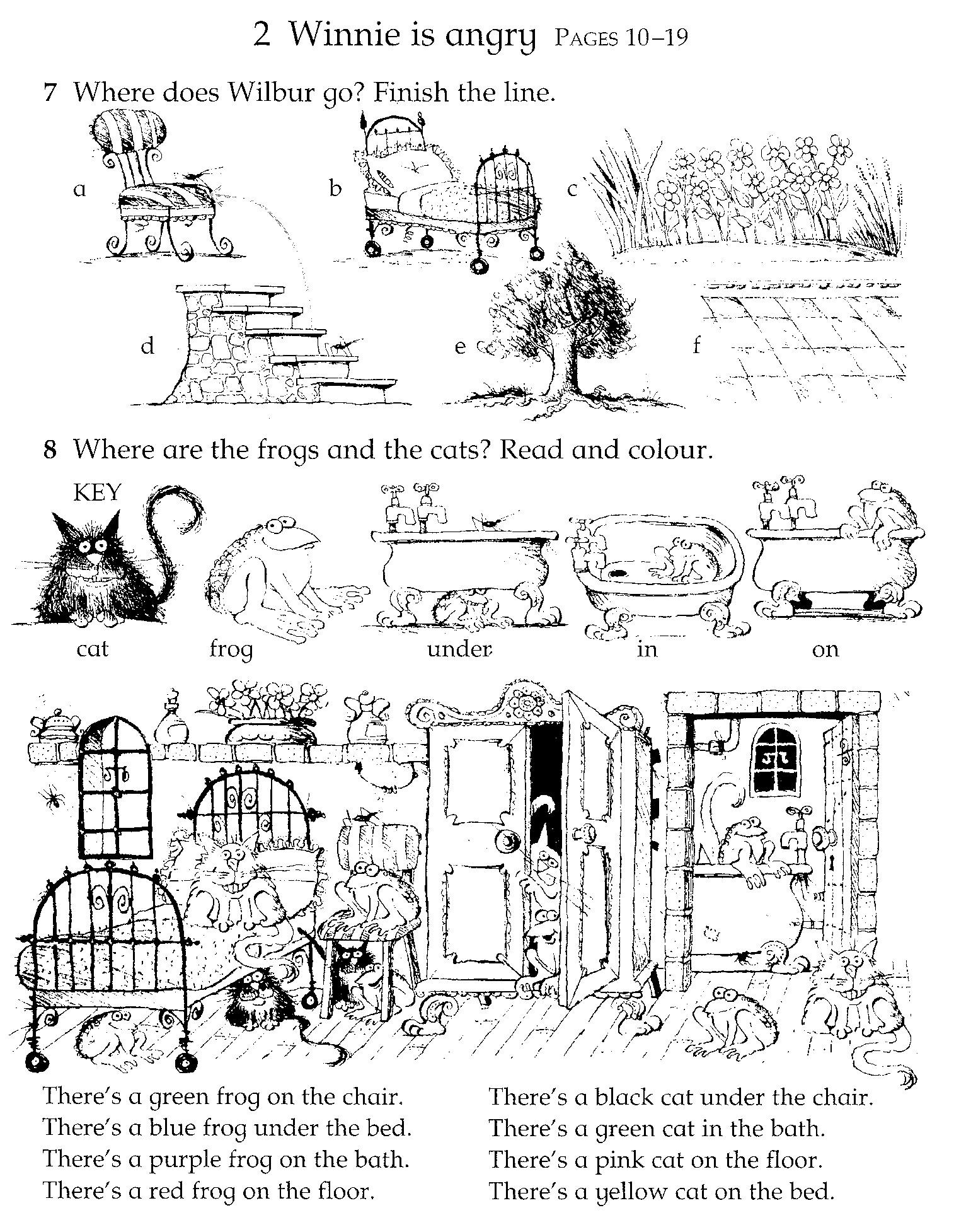 Witch Magic Worksheet