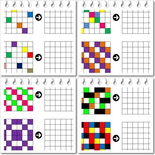 Jeux De Coloriage Magique Gratuit Coloriage Quadrillage Cp