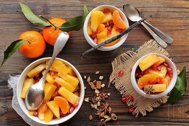 Mots croisés GS – Les fruits de l'hiver