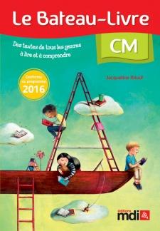 Le bateau-livre CM => Mon avis
