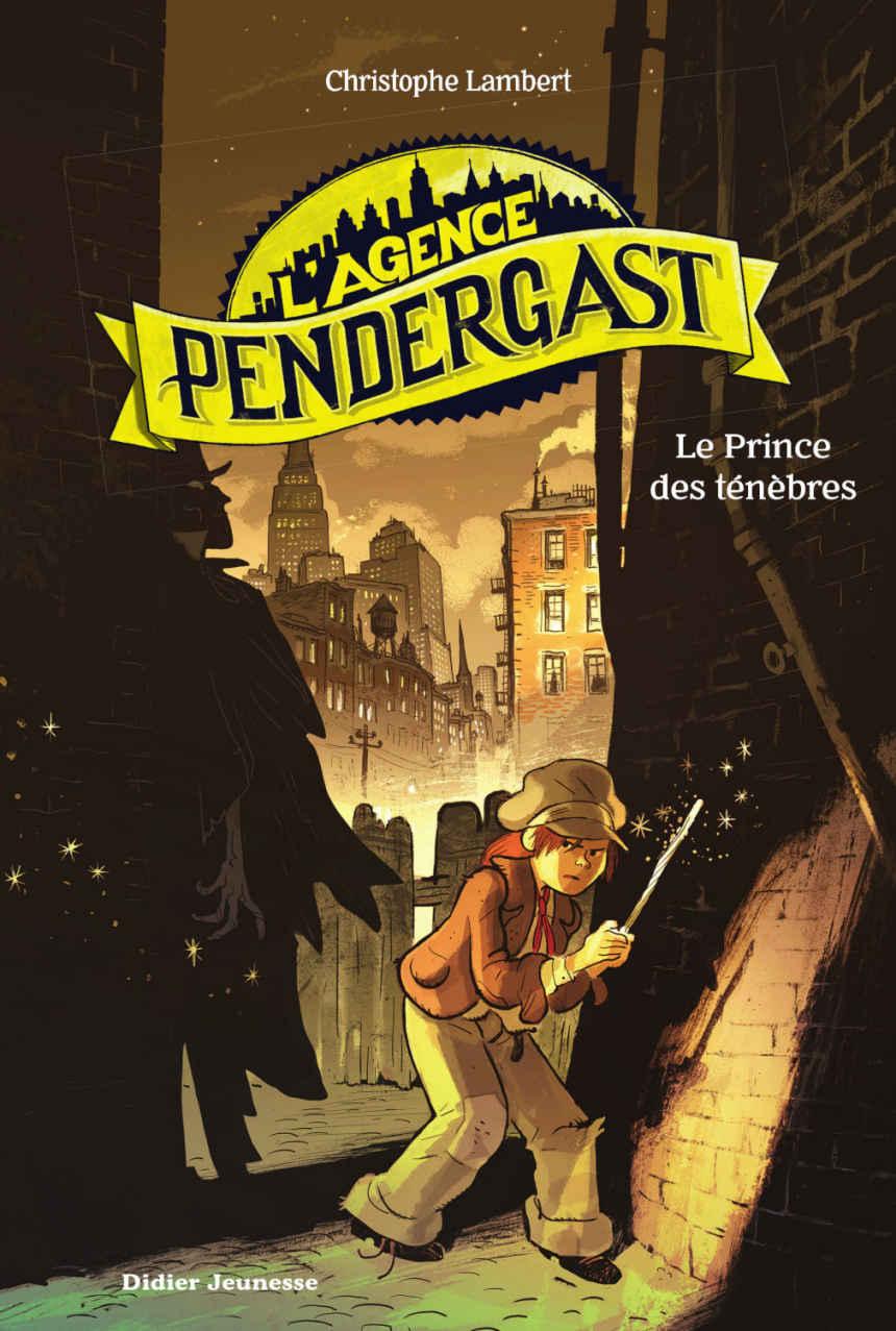 Les Incos 2020/2021 – Contribution CM2/6ème – L'agence Pendergast – Le prince des ténèbres
