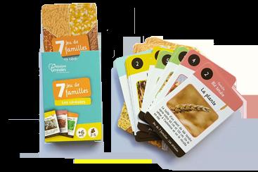 L'école des céréales – Des outils gratuits et bien construits pour tous les niveaux