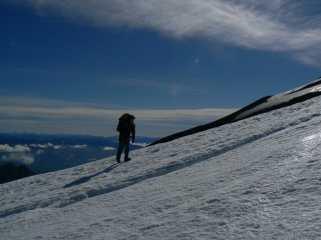 Ascension du Volcan Villarica