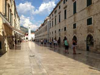 Album photos de Dubrovnik en Croatie