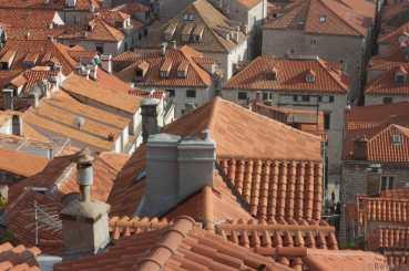 Les toits de Dubrovnik - Benoit Richer
