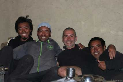 Trek au Zanskar en Himalaya - L'équipe