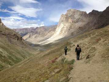 Voyager autour du monde - Zanskar