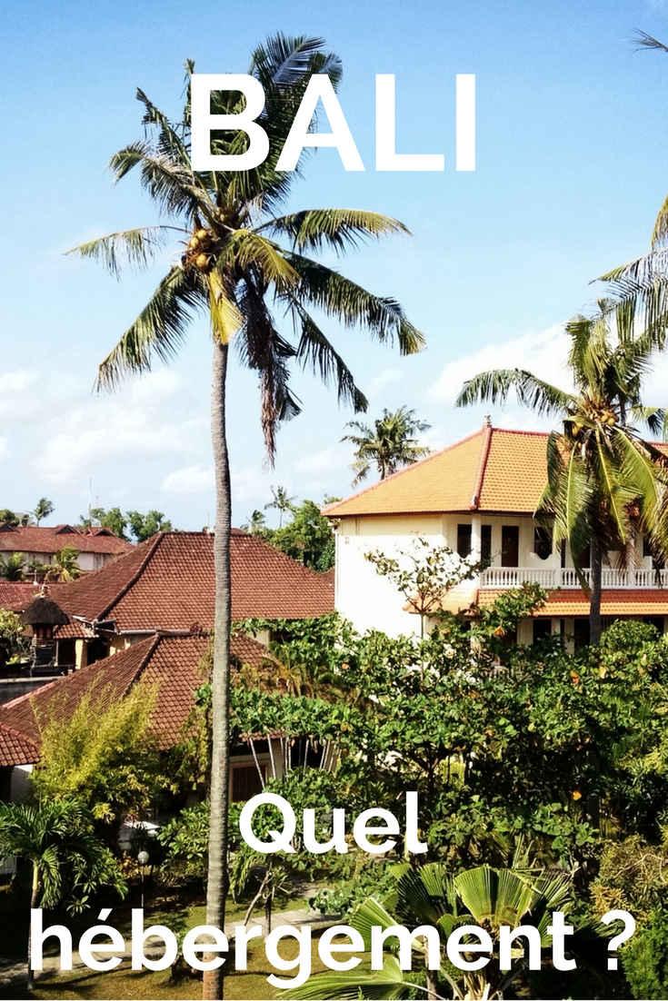 Bien se loger à Bali fut une de mes premières préoccupations. Je vous rapporte ici les infos et bons plans que j'ai pu glaner pendant mon séjour.