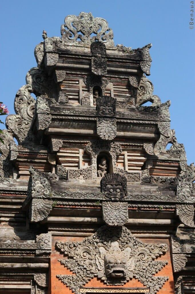 Bali en Indonésie - Palais Royal d'Ubud
