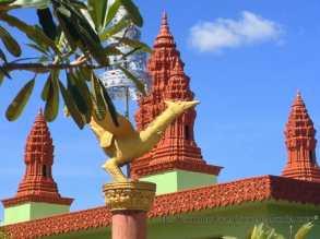 Kampong Cham - Colline de l'homme
