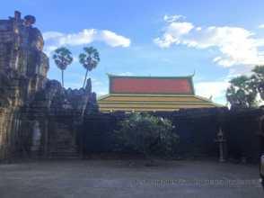 Kampong Cham - Temple Wat Nokor
