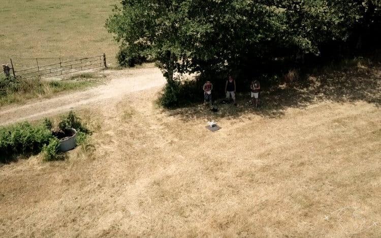 Législation drone en France - Vue du ciel