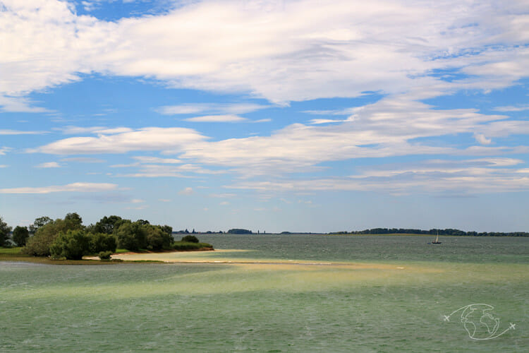 Lac du Der - Des paysages étonnants