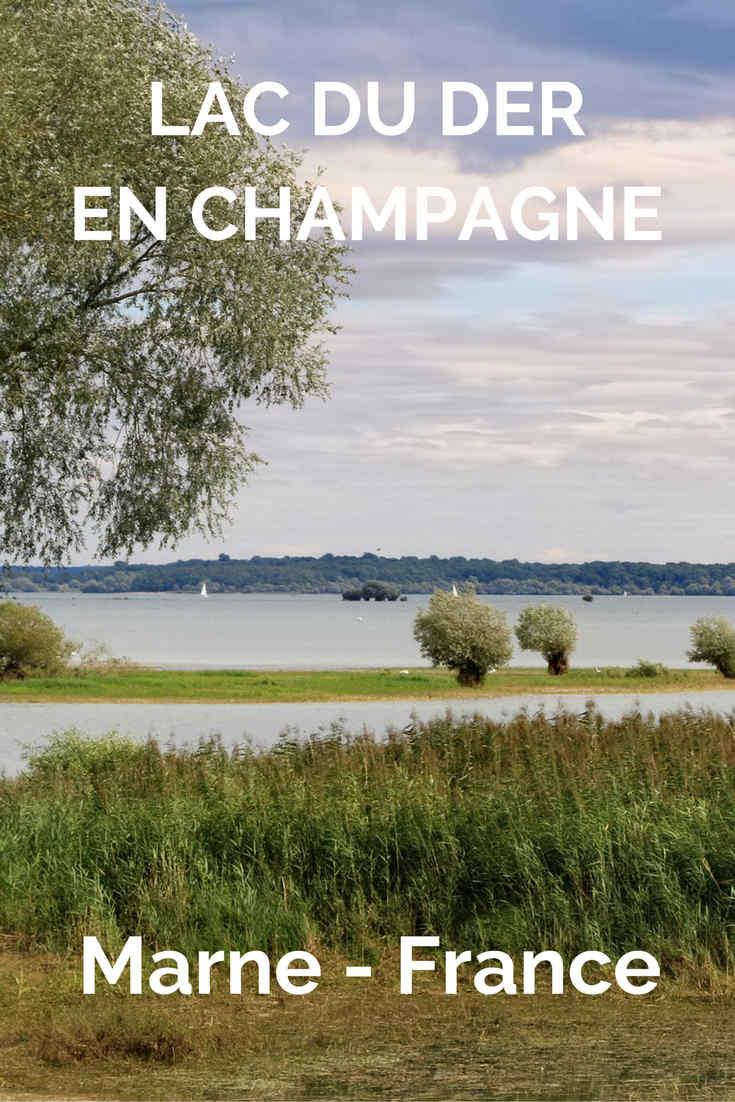 Lac du der activit s et infos pratiques sur une destination surprenante - Office tourisme lac du der ...