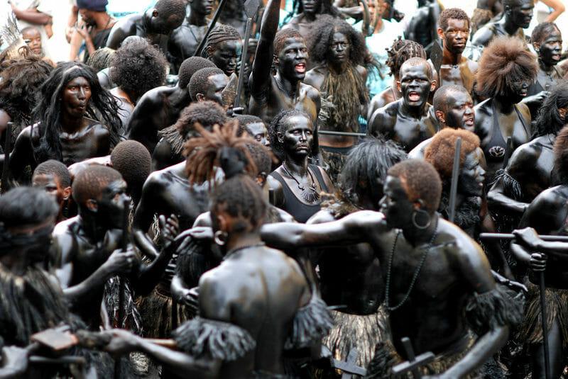 Carnaval de Mindelo - Mandingos