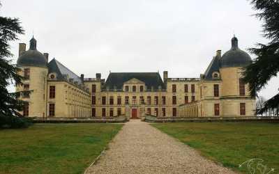 Château d'Oiron : musée d'art contemporain des Deux Sèvres
