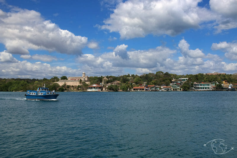 Plongée à Cuba - Bac vers Jagua - Rancho Luna