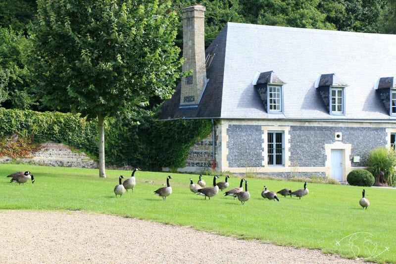 Visiter Le Havre - Ancienne ferme du parc de Rouelles