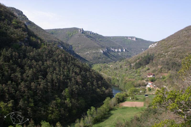 Gorge de la Dourbie - Millau