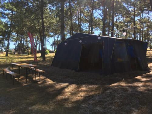 So Nice Surf Camp - Le camp - Ecole de surf