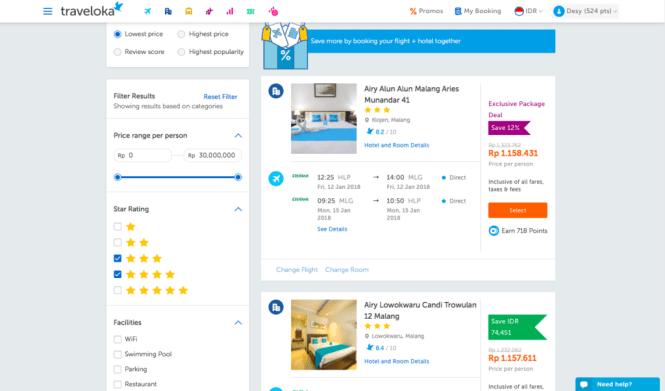 Paket Tiket dan Hotel Traveloka, Tiket Murah, Hotel, Promo, Diskon, Paket Liburan, Traveloka, Travelling, Jalan-Jalan, Liburan ke Malang