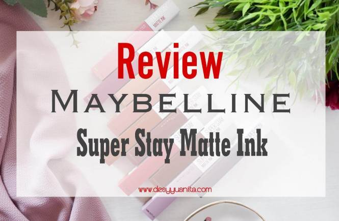 Maybelline Super Stay Matte Ink, Maybelline,