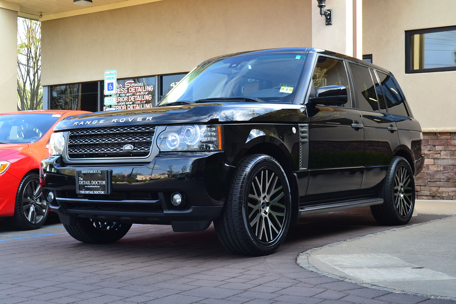 2011 Land Rover Range Rover HSE PreOwned