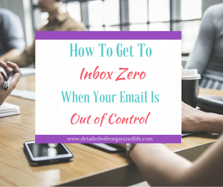 How to Conquer Email Inbox Overwhelm