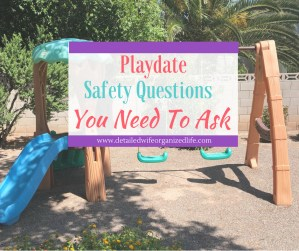 Playdate Safety Questions You Need to Ask