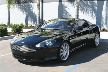 AstonMartin San Diego Car Detailing