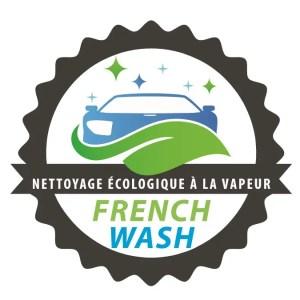 Logo FRENCH WASH 60 - NETTOYAGE DE VÉHICULES À LA VAPEUR