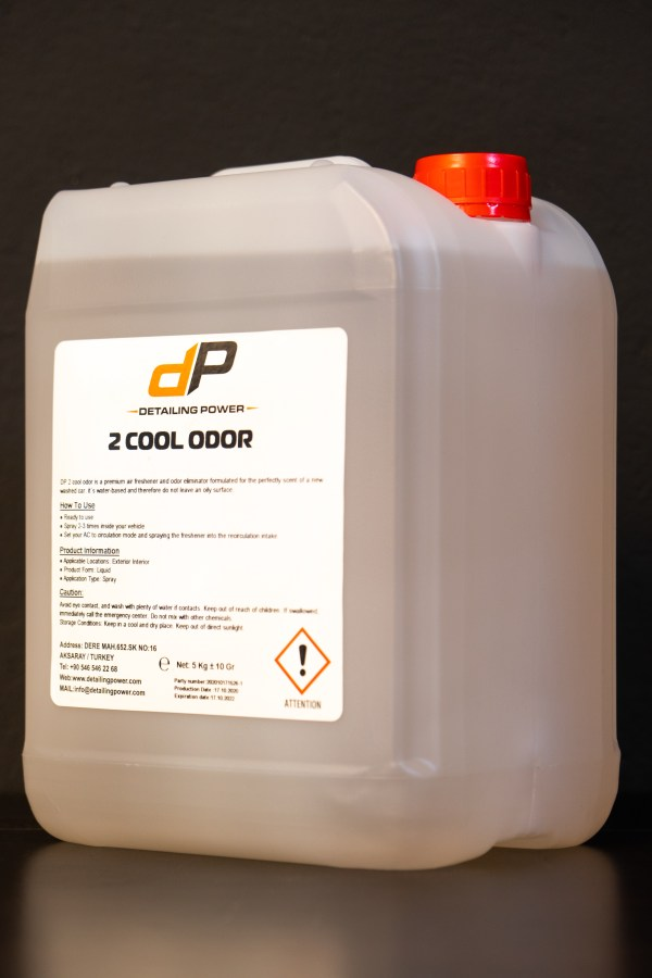Detailing Power 2 Cool Odor 5L