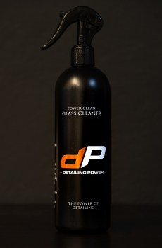Power Clean Glass Cleaner