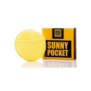 WORK STUFF Sunny Pocket - aplikator z mikrofibry