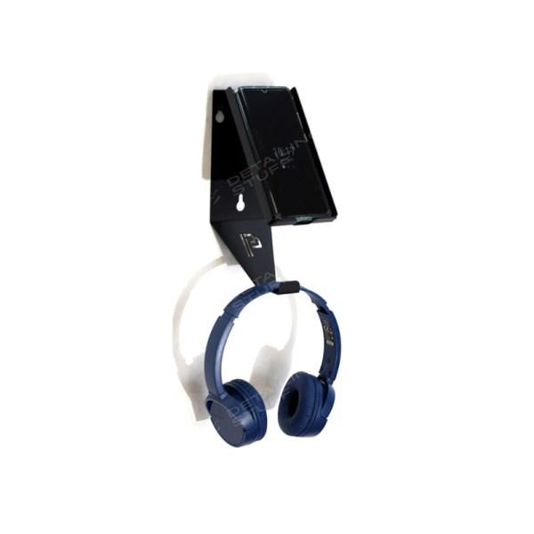 POKA PREMIUM EQUIPEMENT - uchwyt na telefon i słuchawki